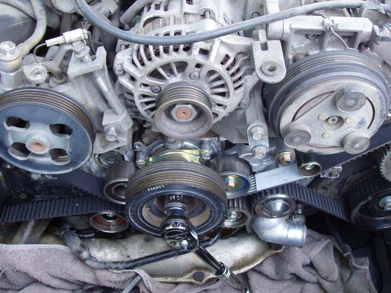 How To's - Timing Belt and Water Pump Replacement