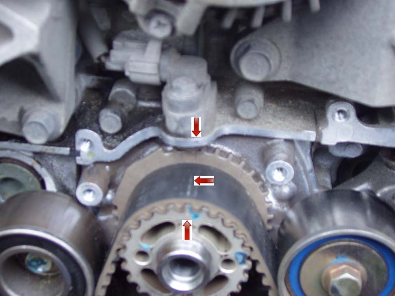 How To's Timing Belt And Water Pump Replacement